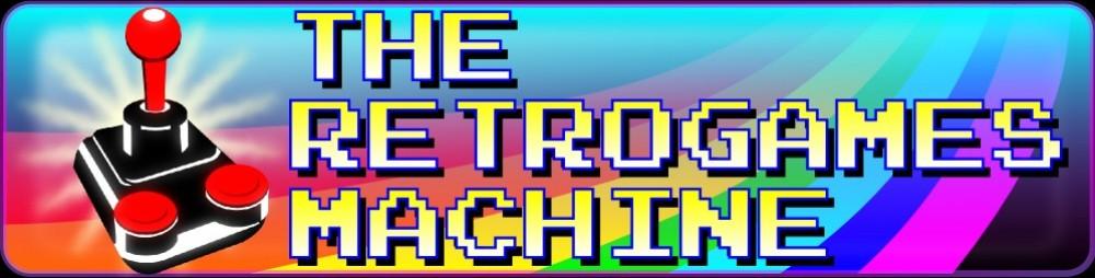 the Retrogames Machine